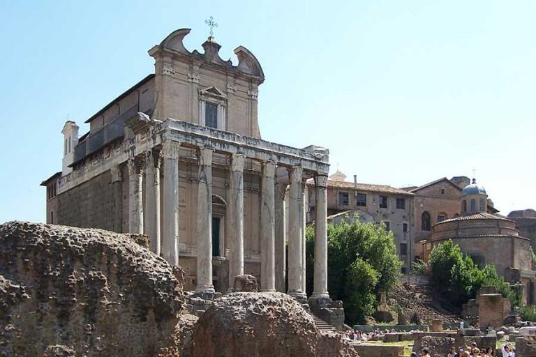 Forum_Romanum_1_BW